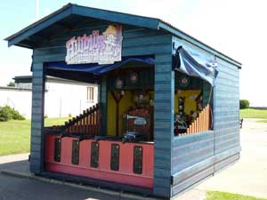 Amusements at Pleasure Beach Gardens