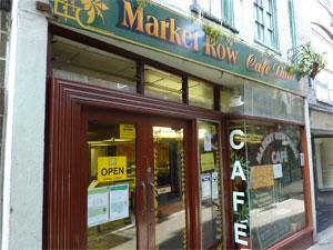 Market Row Cafe Diner