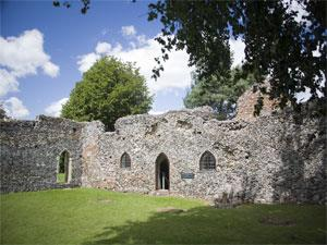 St Olave's Priory