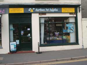 Martham Pet Supplies