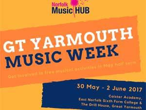 Gt Yarmouth Music Week