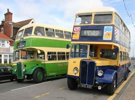 Eastbourne Classic Bus Rally