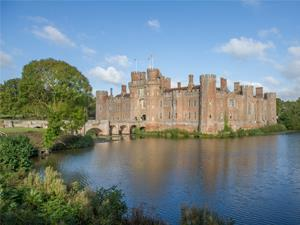 Gardens & Grounds of Herstmonceux Castle