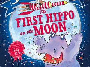 The First Hippo to the Moon