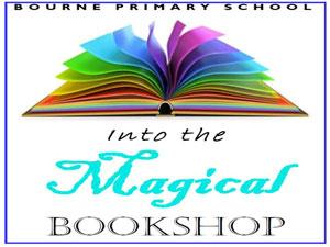 Into the Magical Bookshop