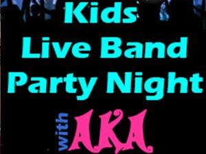 Kids Live Band Party Nights