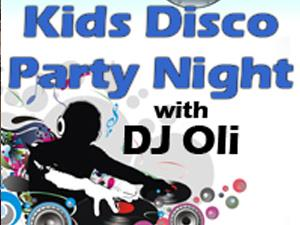 Kids Disco Party Nights