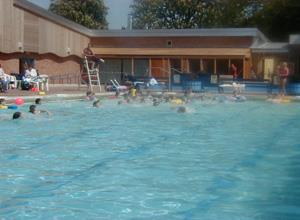 Hood park outdoor swimming pool at hood park leisure centre images frompo for Mt hood community college pool open swim