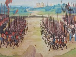 The Battle of Agincourt