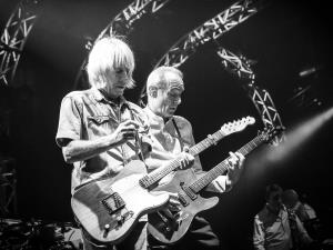 Status Quo will be live at Caldicot Castle!