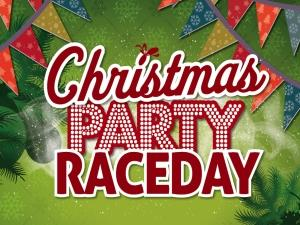 Christmas Party Raceday at Chepstow Racecourse