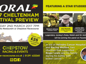 Cheltenham Preview Evening