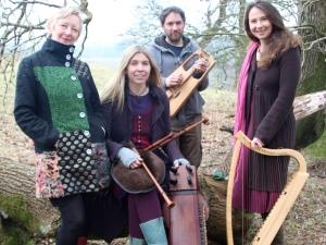 Medieval Music at the Castle