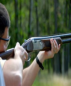 Clay Pigeon Shooting in Wales