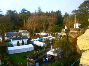 Portmeirion Food and Craft Fair