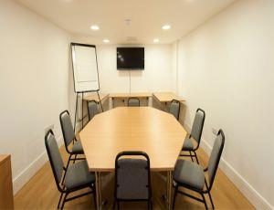 Cross Foxes Meeting Room