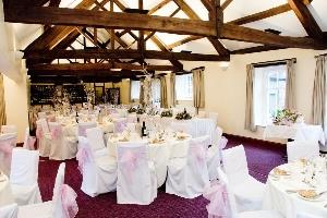 The Swan at Hay - Wedding in The Coach House Suite