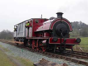 Cambrian Heritage Railways at Llynclys