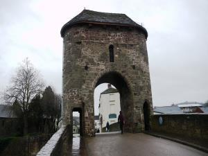 Monnow Gate and Bridge