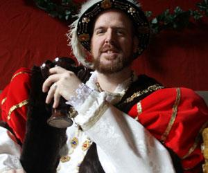 Discover York in the time of Henry VIII