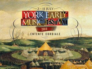 York Early Music Festival 2015