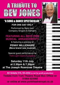 A Tribute to Bev Jones - Song & Dance Spectacular