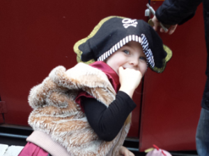 Halloween Event, North Bay Miniature Railway