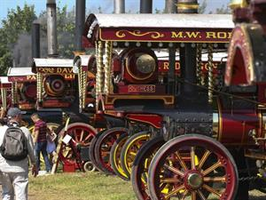 Whitby Traction engine rally