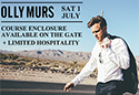 Summer Music Saturday with Olly Murs