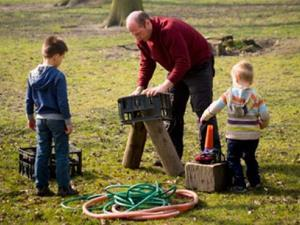 Early Years Explorers: Family Workshops
