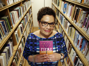 Image Jackie Kay. Photo courtesy of the Scottish