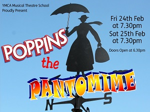 Poppins the panto