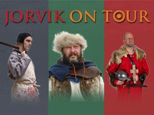 JORVIK On Tour