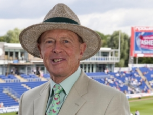 An Evening with Geoffrey Boycott