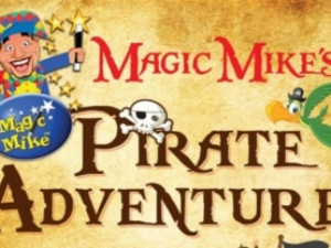 Magic Mike's Pirate Adventure