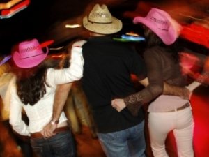 Ironstone Line Dancing Weekend