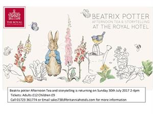 Beatrix Potter Storytelling Afternoon