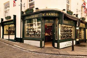 W Hamond - The Original Whitby Jet Shop