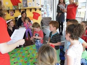 Bookstart Storytimes for the Under Fives