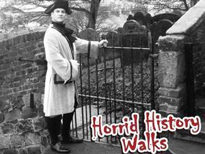 Coastival: Horrid History Walks