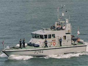 Royal Naval Patrol Vessel Tours - Seafest