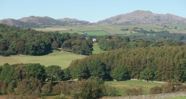 View of Thornthwaite Farm