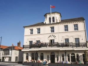 The Pier at Harwich