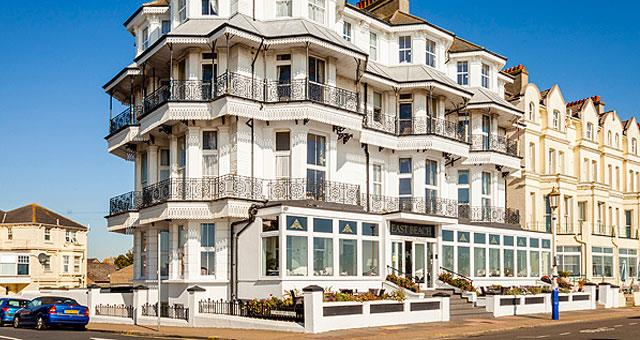 East Beach Hotel in Eastbourne