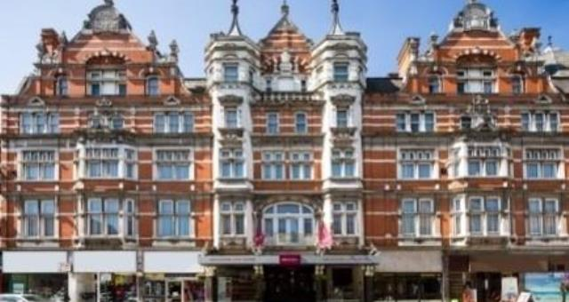 Mercure Leicester, The Grand Hotel