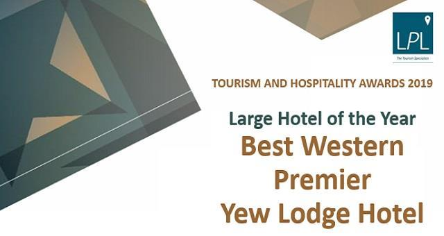Highly Commended - Most Enjoyable Stay