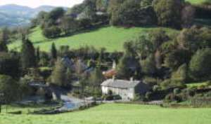 Glangwynedd Holiday Cottage