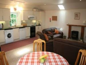 Coachman's Cottage living area