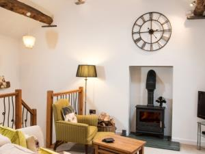 Wordsworth Barn Living Area