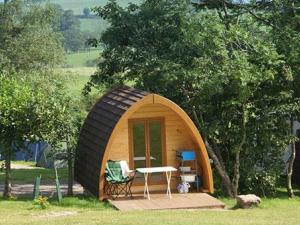 The Quiet Site Glamping Pods